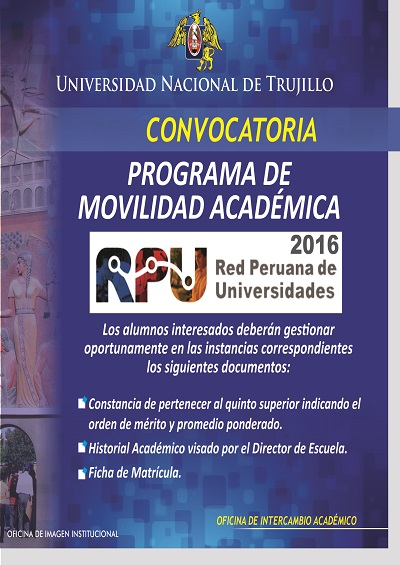 Requisitos Movilidad estudiantil